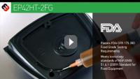 Master Bond Food Grade Epoxy Compound EP42HT-2FG