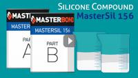 MasterSil 156 Features Outstanding Flame Resistance Properties